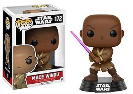 Funko POP! Star Wars. Mace Windu Bobble Head
