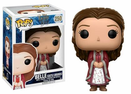 Funko POP! Disney Beauty and The Beast Live Action. Belle Castle Grounds Outfit - 3