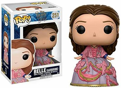 Funko POP! Disney Beauty and The Beast Live Action. Belle Garderobe Outfit - 2