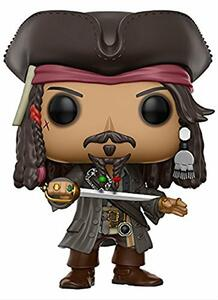 Funko POP! Disney Pirates of the Caribbean Part 5. Jack Sparrow