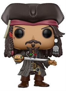 Funko POP! Disney Pirates of the Caribbean Part 5. Jack Sparrow - 5