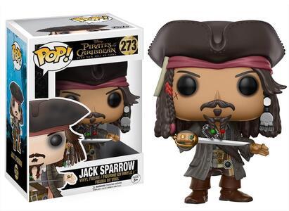 Funko POP! Disney Pirates of the Caribbean Part 5. Jack Sparrow - 6