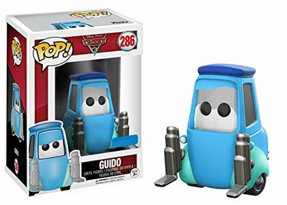 Funko POP! Disney Cars 3. Guido
