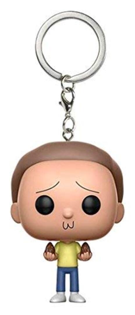Funko Pocket POP! Keychain. Rick & Morty. Morty - 2