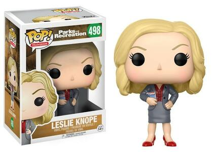Funko POP! Television. Parks and Recreation. Leslie Knope - 3