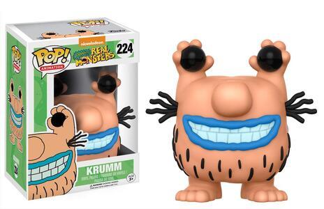 Funko POP! Television. Nickelodeon 90s TV Aaahh!!! Real Monsters. Krumm - 2