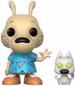 Funko POP! Television. Rockos Modern Life. Rocko and Spunky with Sick Chase - 2