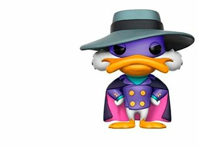 Funko POP! Disney Darkwing Duck. Darkwing Duck - 2