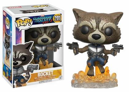 Funko POP! Marvel. Guardians of the Galaxy vol. 2 ROCKET BLASTING - 3