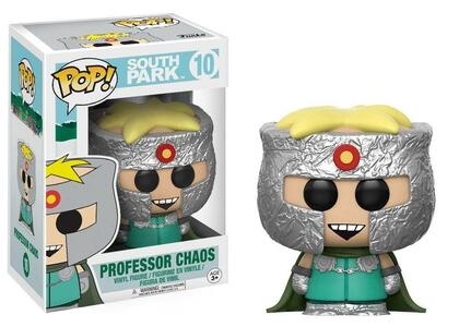 Funko POP! Television. South Park. Professor Chaos