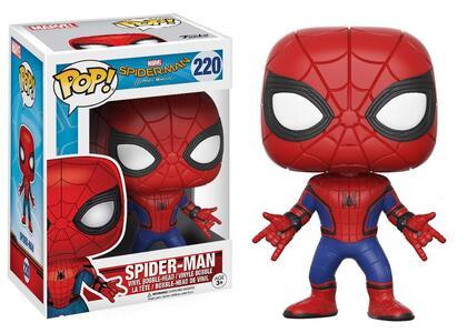 Funko POP! Movies. Spider-Man Homecoming. Spider-Man - 4