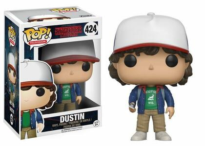 Funko POP! Television. Stranger Things Dustin - 3