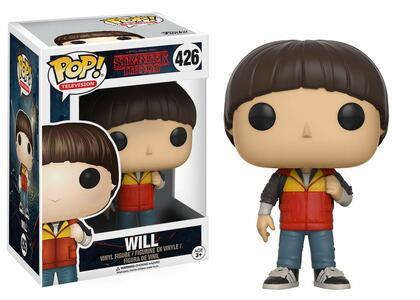 Funko POP! Television. Stranger Things Will