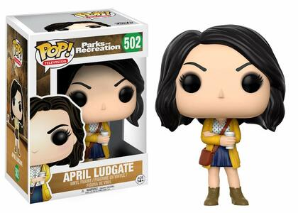 Funko POP! Television. Parks and Recreation. April Ludgate - 2