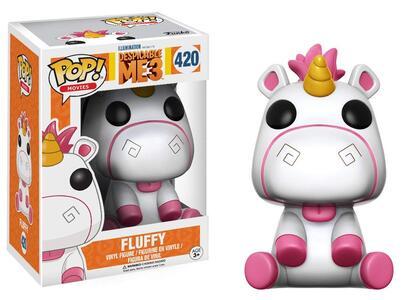 Funko POP! Despicable Me 3. Fluffy - 5