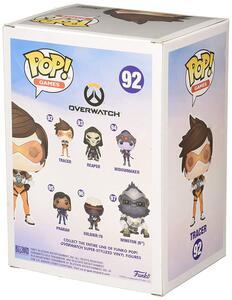 Funko POP! Overwatch. Tracer. Posh - 6