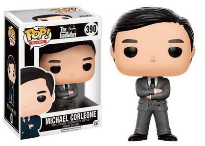 Action Figure Funko 13446 The Godfather, Pop Vinyl Figure 390 Michael Corleone In Grey Suit