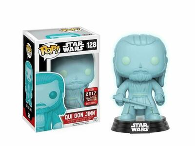 Figure POP! Star Wars Qui-Gon Inn - 2