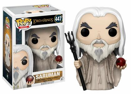 Funko POP! Movies. Lord Of The Rings. Saruman - 4