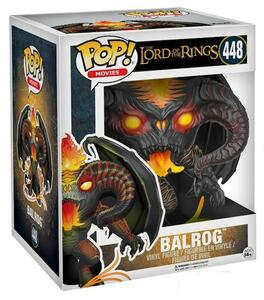 Funko POP! Movies. Lord Of The Rings. Balrog Oversized - 3