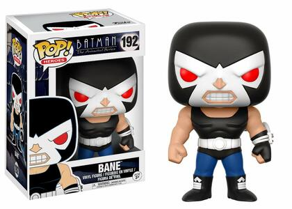 Funko POP! Heroes Batman Animated Series. Bane