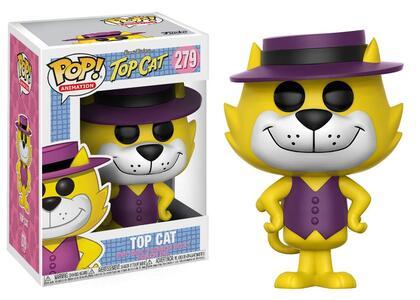 Funko POP! Animation Hanna Barbera. Top Cat