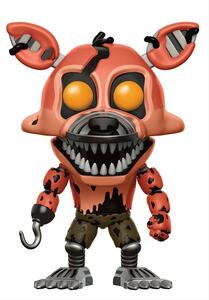 Funko POP! Games Five Nights At Freddys. Nightmare Foxy - 4