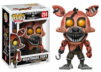 Funko POP! Games Five Nights At Freddys. Nightmare Foxy - 5