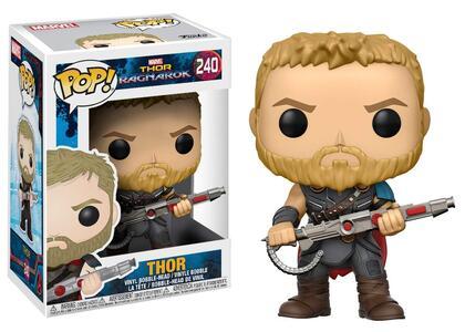 Funko POP! Marvel Thor Ragnarok The Movie. Thor Bobble-Head