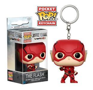 Funko Pocket POP! Keychain. Justice League. The Flash
