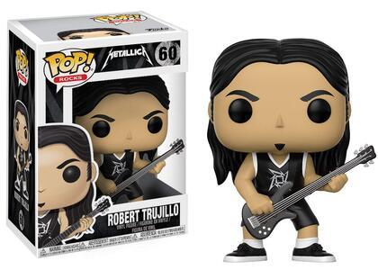 Funko POP! Rocks. Metallica ROBERT TRUJILLO