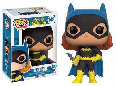 Funko POP! Heroes DC Comics. Batgirl Silver Age - 3