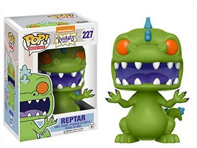 Funko POP! Television. Nickelodeon 90s TV Rugrats. Reptar - 3