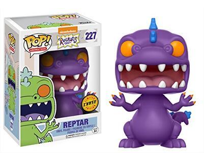 Funko POP! Television. Nickelodeon 90s TV Rugrats. Reptar - 4