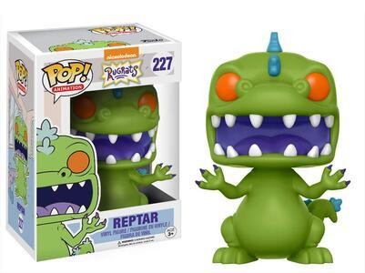 Funko POP! Television. Nickelodeon 90s TV Rugrats. Reptar - 5