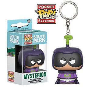 Funko Pocket POP! Keychain. South Park. Mysterion - 2