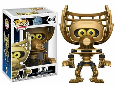 Funko POP! Television. Mystery Science Theater 3000. Crow - 2