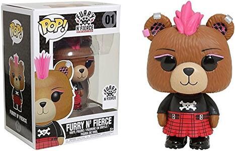 Funko POP! Build-A-Bear. Furry N Fierce - 2