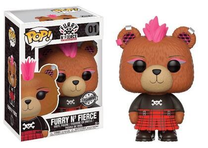 Funko POP! Build-A-Bear. Furry N Fierce - 3