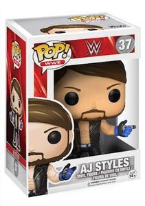Funko POP! WWE Superstars. AJ Styles - 3