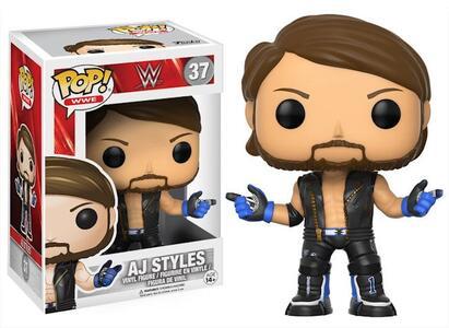 Funko POP! WWE Superstars. AJ Styles - 5
