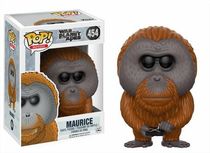 Funko POP! Movies. War For The Planet Of The Apes. Maurice - 6