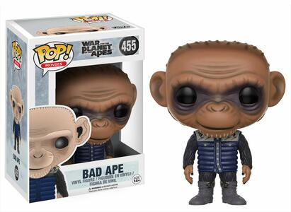 Funko POP! Movies. War For The Planet Of The Apes. Bad Ape - 2