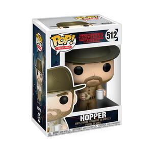 Funko POP! Television. Stranger Things Hopper - 5