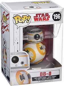 Funko POP! Star Wars Episode 8 The Last Jedi. BB-8 Bobble Head