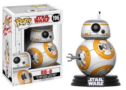 Funko POP! Star Wars Episode 8 The Last Jedi. BB-8 Bobble Head - 2