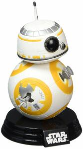 Funko POP! Star Wars Episode 8 The Last Jedi. BB-8 Bobble Head - 4