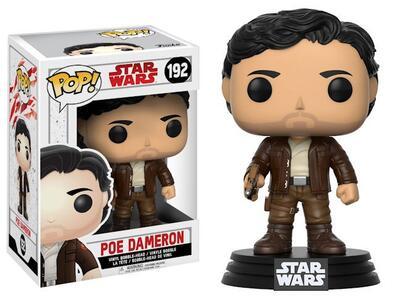 Funko POP! Star Wars. The Last Jedi. Poe Dameron - 2