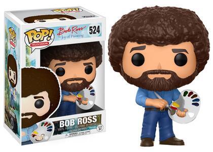 Funko POP! Television. Joy Of Painting. Bob Ross