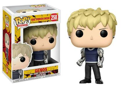 Funko POP! Animation. One Punch Man. Genos - 4